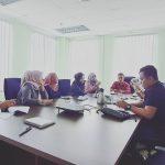 Meeting website development and IT consultant for Invest Melaka Berhad.  @ Invest Melaka